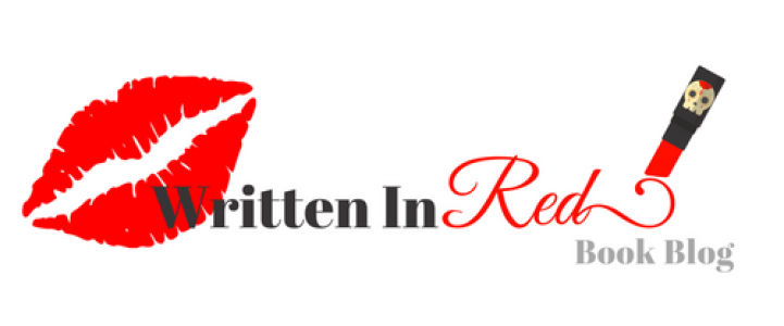 Written In Red Book Blog
